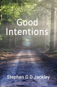 Book cover - good intentions front cover only
