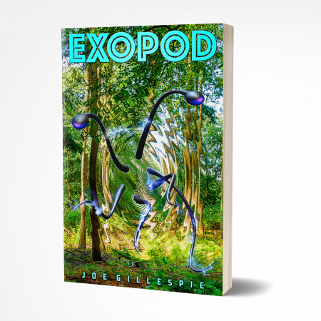 Exopod 3D Exopod by Joe Gillespie
