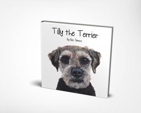 Tilly 3D 'Tilly the Terrier' by Ben Simons