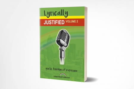 Lyrically Justified vol 2 3D 'Lyrically Justified' (Volume 2) by Urban Word Collective
