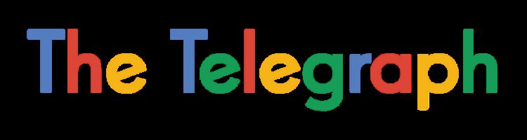 Logo Telegraph 4 Google and the Daily Telegraph