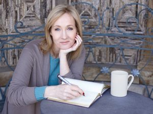 JKROWLING Three Bristolian Authors You Should Know About