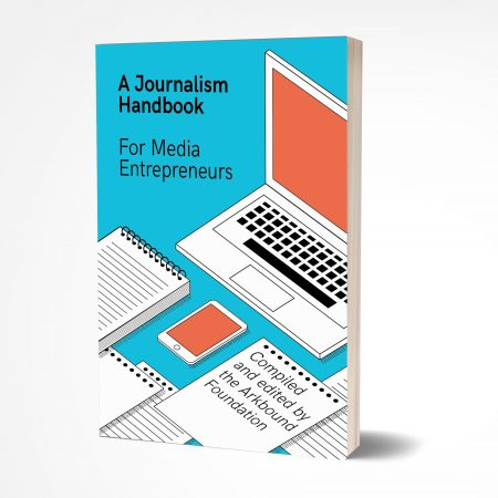 JournalismHandbook3D 'A Journalism Handbook for Media Entrepreneurs'