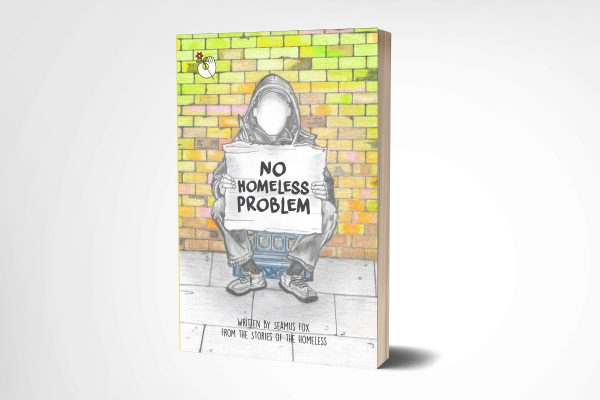 No Homeless Problem front cover