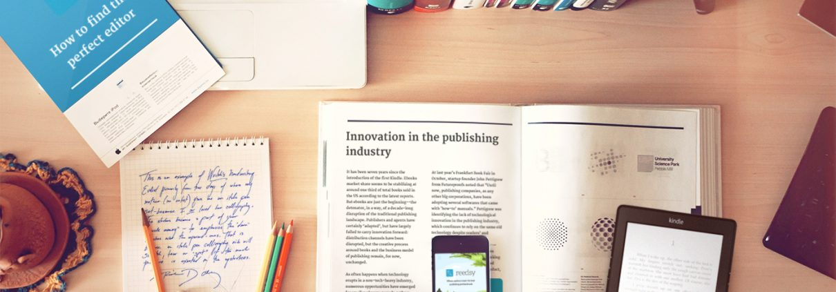 innovation in the publishing industry The Publishing Excellence Programme